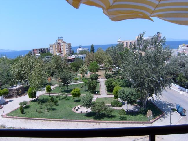 Эгейское море вид с балкона